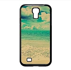 Beach Watercolor style Cover Samsung Galaxy S4 I9500 Case (Beach Watercolor style Cover Samsung Galaxy S4 I9500 Case) by icecream design