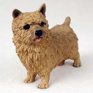 Figurine Terrier (Conversation Concepts Norwich Terrier Standard Figurine)