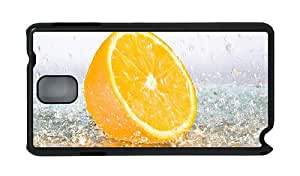 Stylish leather Samsung N9000 cases Attractive lemon PC Black for Samsung Note 3/Samsung N9000