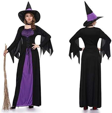 Disfraz de Halloween de Bruja hechizada para Mujer, Disfraz de ...