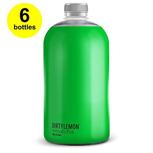 Vitality Booster with Pure Matcha Green Tea, Mandarin, Cardamom, and Vanilla, 15 calories, 1g of sugar, 16 oz (6 Bottles per Case)