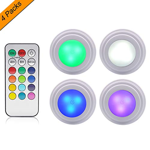 Home Accents Led Multi Color Dome Lights in US - 5