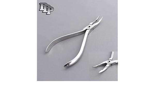 WEINGART alicates Dental Ortodoncia de alambre doblado tirantes colocación Premium instrumento: Amazon.es: Amazon.es