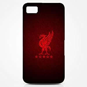 Popular Design FC Livepool Football Club Phone Case Cover For Blackberry Z10 3D Plastic Phone Case