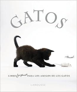 Gatos Larousse - Libros Ilustrados/ Prácticos - Ocio Y ...
