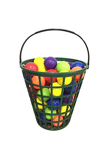 Coast-Athletic-Bucket-O-Colored-Golf-Balls