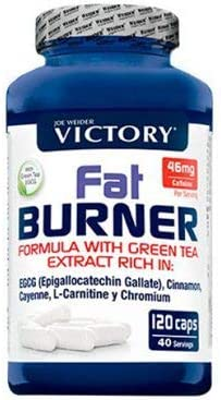 fat burner weider victory review