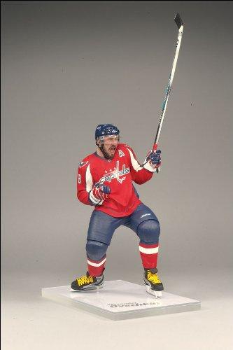 McFarlane NHL Series 23 Figure Alexander Ovechkin 4