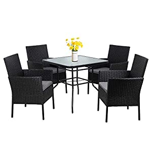 41j5I57pQjL._SS300_ Wicker Dining Tables & Wicker Patio Dining Sets