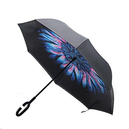 MOZON Reversible umbrella Windproof protection product image