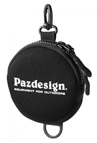 パズデザイン CRリーダーポーチ ブラック PAC-241の商品画像