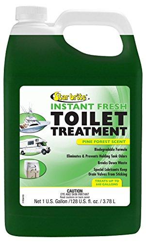 Star Brite Toilet (Star brite Instant Fresh Toilet Treatment Pine Scent - 1 gal)