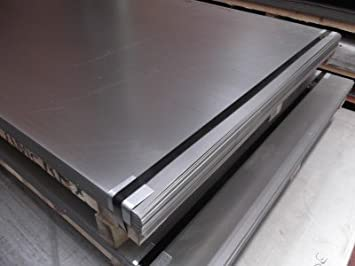 0.028 Buy Metal Online 0.7mm // 22 SWG 100mm x 100mm Great for Construction Approx 4 x 4   Cold Reduced Steel Sheet DC01 Strong /& Smooth Steel Sheet