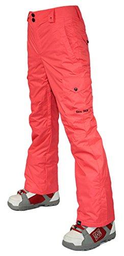 APTRO Womens High-Tech Insulated Snow Pants Windproof Waterproof Breathable Ski Pants