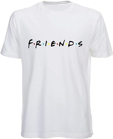 Desconocido Camiseta Friends Serie ILl Be There For You Hombre Niños Series TV Años 90: Amazon.es: Ropa y accesorios