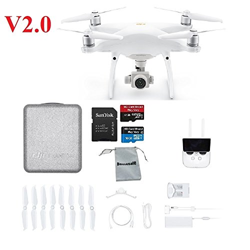 DJI Phantom 4 Pro Plus V2.0 (PRO+ Version 2.0) Quadcopter with Additional Memory Card