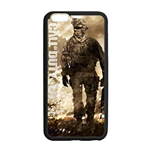 iPhone 6 Case, [ghosts] iPhone 6 (4.7) Case Custom Durable Case Cover for iPhone6 TPU case(Laser Technology) by ruishername
