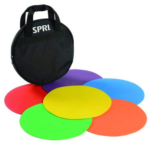 SPRI Agility Exercise Dots Set