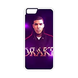 Custom High Quality WUCHAOGUI Phone case Singer Drake Protective Case For Apple Iphone 6 Plus 5.5 inch screen Cases - Case-4