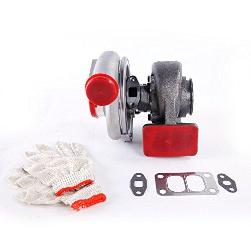 Diesel Turbocharger 3528771 Turbo Charger Internal Wastegate Turbine Fit 1994-1995 Dodge Ram 2500 3500 Base 5.9L l6