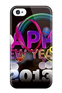 New Arrival Cover Case With Nice Design For Iphone 4/4s- Arrinera Christmas And Screensavers Kimberly Kurzendoerfer