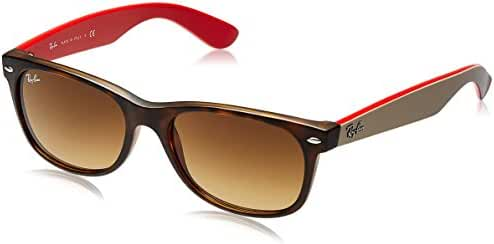 Ray-Ban RB2132 New Wayfarer Non Polarized Sunglasses