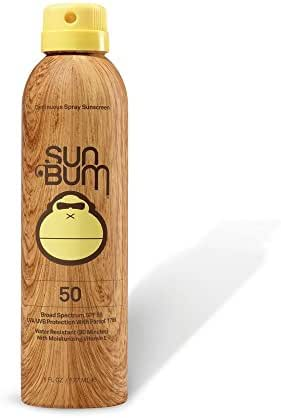 Spray Sunscreen, SPF 50 - 3 Pack