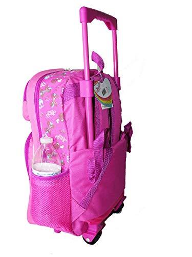 [해외]Hello Kitty Large 16 Backpack - Pink Checker / Hello Kitty Large 16 Backpack - Pink Checker