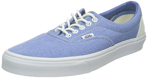 Vans Era Women US 7 Blue Sneakers UK 4.5 EU 37