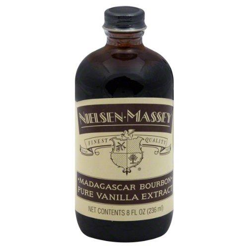 Nielsen Massey Extract (Nielsen-Massey Vanillas 8-oz. Madagascar Bourbon Vanilla)