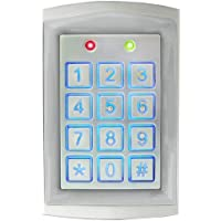 SK-1323-SDQ Seco-Larm Sealed Housing Weatherproof Digital Access Keypad