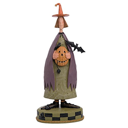Foreside FFGH04768 Williraye Studios Large Halloween Witch Home Décor