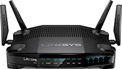 Engineered purely for gaming, the Linksys WRT32X Gaming Router with Killer Prioritization Engine provides a dominating home network. This high-performance gaming router synchronizes with Killer-enabled PCs--from brands such as Alien ware, Gig...
