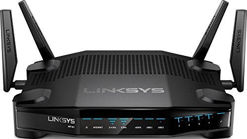 Gaming Linksys AC3200 router