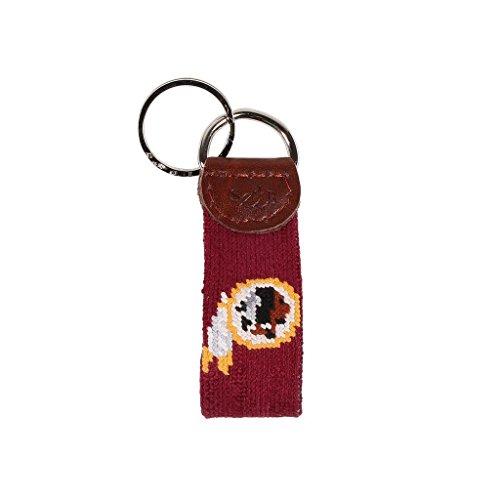 Washington Redskins Needlepoint Key Fob by Smathers & Branson ()