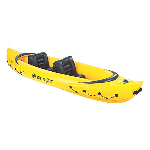 - Sevylor Tahiti Classic Inflatable Kayak - 2-Person [2000014125]