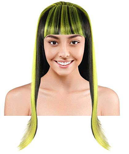 Wig for Cosplay Monster High Cleo De Nile HW-1776 -