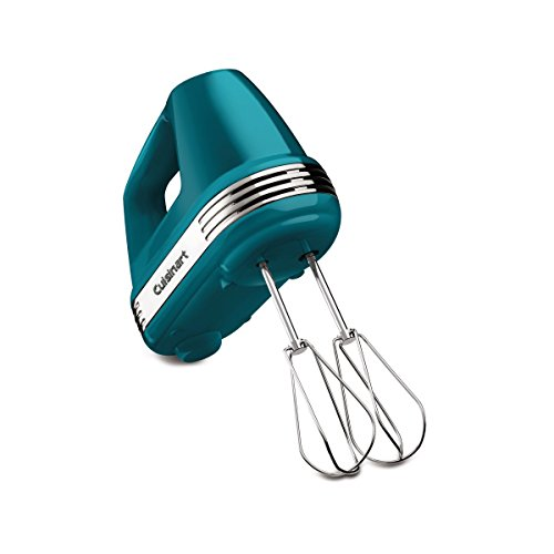 Cuisinart Power Advantage 5-Speed Hand Mixer, Aqua