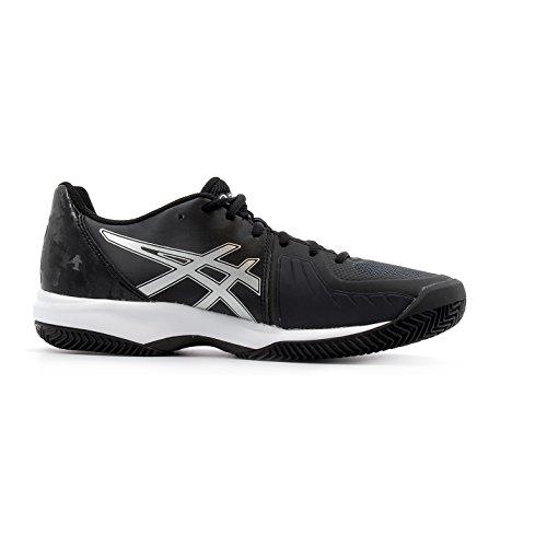 Clay Hombre Negro Tenis Zapatillas Para Asics Speed Gel court De qPfttS1gw