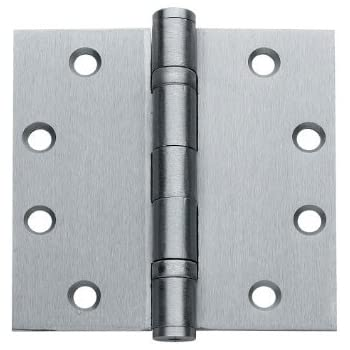 Ordinaire 1 Box Of 3 Hinges Commercial Grade Ball Bearing Door Hinge 4 1/2