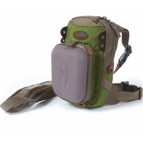 Fishpond: Medicine Bow Chest Pack - Cutthroat Green by FishPond