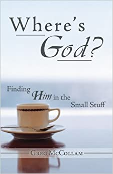 Book Where's God?: Finding Him in the Small Stuff by Greg McCollam (2013-03-22)