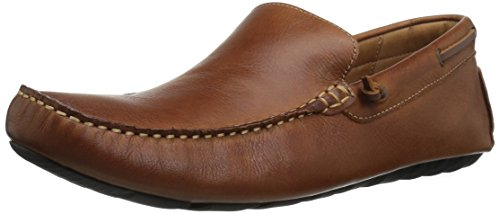 G.H. Bass & Co. Men's Walter Slip-On Loafer, Dark Tan, 12 M US from G.H. Bass & Co.
