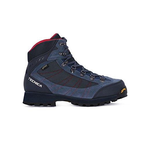 BLU Mujer Piel Zapatillas Azul para de SPA Red Senderismo Tecnica Group de RpZvHpCq