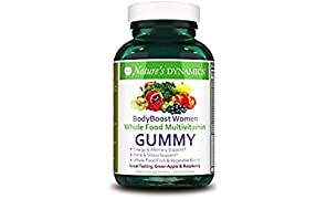 Nature's Dynamics Women's Body Boost Multivitamin Gummy- 60 Gummies