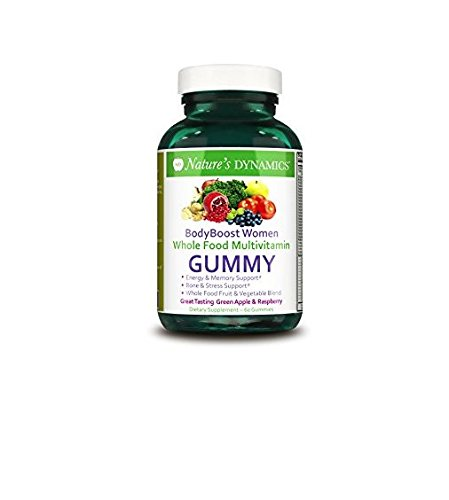 Cheap Nature's Dynamics Women's Body Boost Multivitamin Gummy- 60 Gummies