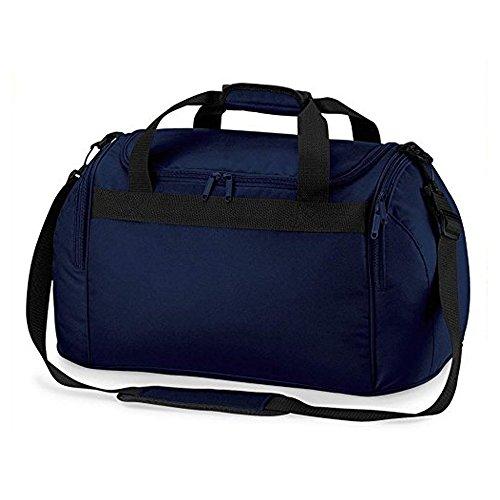 Sporttasche Schultertasche Tasche Handtasche blau 54 x 28 x 25 cm