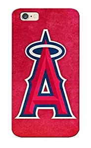 Chistmas' Gift - Cute Appearance Cover/tpu ZEFYATp3413ytPhE Anaheim Angels Baseball Case For Iphone 6