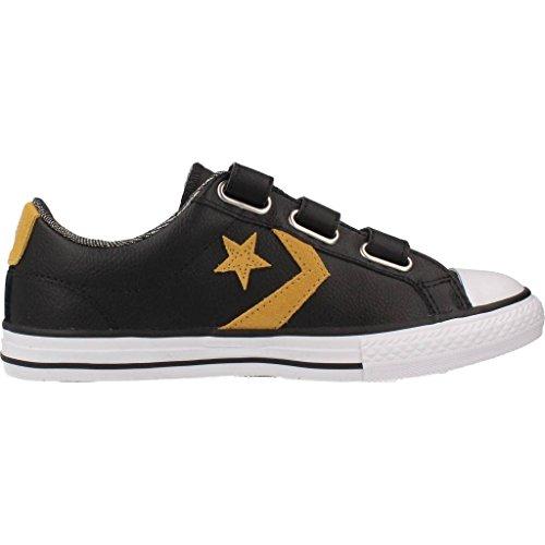 Sandalen/Sandaletten Jungen, color Schwarz , marca CONVERSE, modelo Sandalen/Sandaletten Jungen CONVERSE STAR PLAYER 3V OX Schwarz
