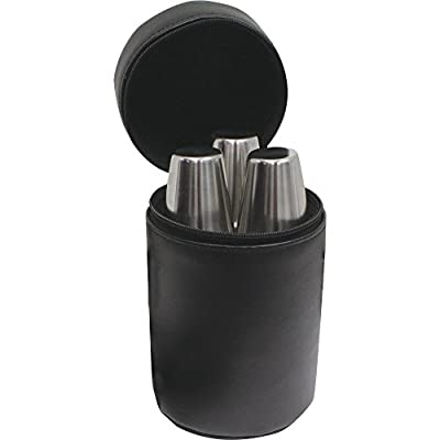 Maxam 7 PC Flask Set